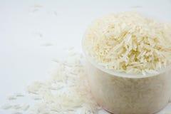 Filiżanka ryż Obrazy Royalty Free