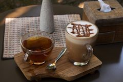 Filiżanka z herbatą Zdjęcie Royalty Free