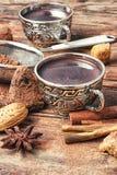 Filiżanka z kakao zdjęcia stock