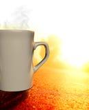 Filiżanka z kawą Fotografia Royalty Free