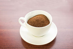 Filiżanka z kawą zdjęcia royalty free