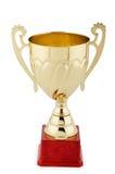 filiżanka zwycięzcy Fotografia Stock