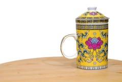 filiżanki chińska herbata Zdjęcia Stock