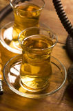 filiżanki nargile herbaty turkish Zdjęcia Stock