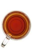 filiżanki szkła herbata Zdjęcia Royalty Free