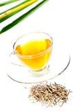 filiżanki szkła srebra herbaty porady Obraz Royalty Free