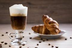 Filiżanka cappuccino Fotografia Stock