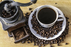Filiżanka coffe Obraz Royalty Free