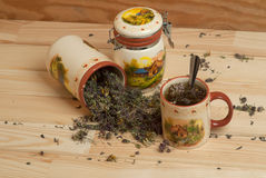 Filiżanka herbata Fotografia Royalty Free