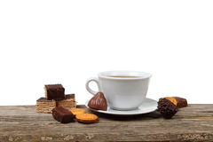 Filiżanka herbata a Zdjęcia Royalty Free