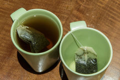 Filiżanka herbata Obrazy Royalty Free