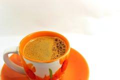 Filiżanka kawa espresso Zdjęcie Stock