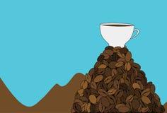 Filiżanka kawy Zdjęcia Stock