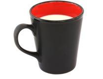 Filiżanka mleko Zdjęcie Royalty Free
