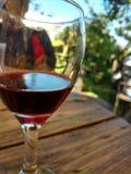 Filiżanka wino Zdjęcia Royalty Free