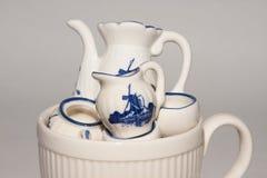 filiżanki herbata Obrazy Royalty Free