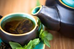 filiżanki herbata Obrazy Stock