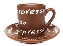 filiżanki kawa espresso Zdjęcie Royalty Free