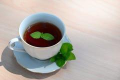 filiżanki nowy herbaty wektor Obrazy Stock