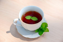 filiżanki nowy herbaty wektor Obraz Royalty Free