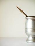 filiżanki szturmanu herbata Zdjęcia Stock