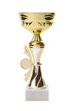 filiżanki trofeum Obrazy Royalty Free
