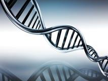 Fili del DNA illustrazione vettoriale
