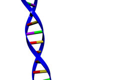 Fili del DNA Immagini Stock Libere da Diritti