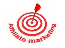 filia marketing Fotografia Stock