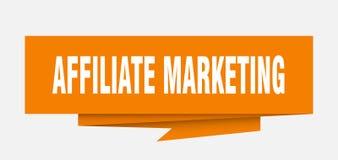 Filiaal Marketing stock illustratie