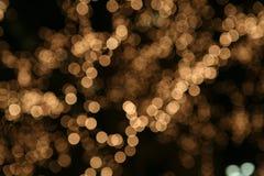 Filiais do borrão do Natal Imagens de Stock Royalty Free