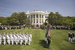 Filiais militares Fotografia de Stock