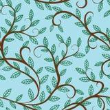 Filial av trädet royaltyfri illustrationer