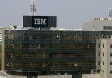 Filial da IBM fotografia de stock