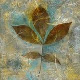 Filial das folhas ilustração stock