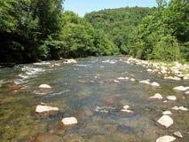 Filiale del nord del fiume di Potomac Immagini Stock