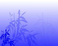 filiali di bambù Fotografie Stock Libere da Diritti