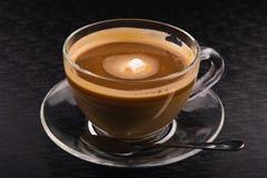 filiżanki kawa espresso biel Obrazy Stock