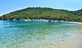 Filiatro beach Ithaca Greece Stock Photo