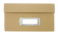 Free Filing Box Stock Photography - 970172