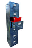 Filing Cabinet For Important Documents Royalty Free Stock Images