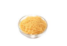 Filini Italian pasta Royalty Free Stock Photos