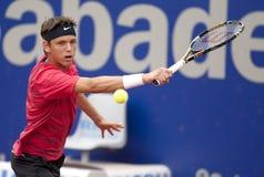 filip krajinovic gracza serbian tenis Obrazy Stock