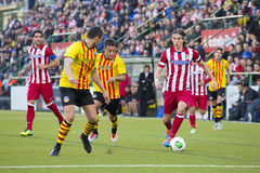 Filipe Luis of Atletico de Madrid Royalty Free Stock Photography