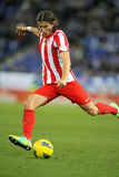 Filipe Luis Kasmirski of Atletico de Madrid Stock Image