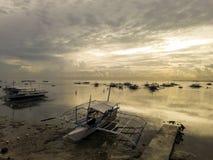 Filipiński Cebu półmrok obrazy stock