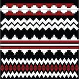 Filipiński plemienny etniczny projekt Obraz Royalty Free