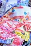 Filipińskiego peso sterta Zdjęcie Royalty Free