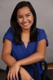 Filipijns Meisje royalty-vrije stock foto's