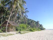 Filipijns strand Stock Afbeelding